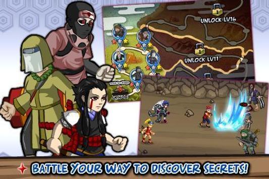 Ninja Saga W