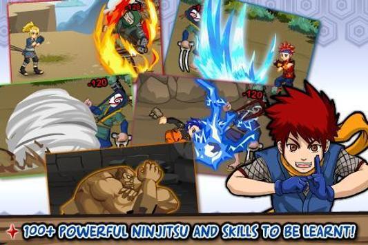 Ninja Saga Z