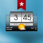 3D Flip Clock & Weather Ad-free 5.76.2.1 APK Paid