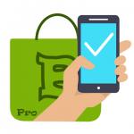 Shopping list one-handed easy BigBag Pro 11.2 APK