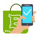 Shopping list one-handed easy BigBag Pro 11.4 APK