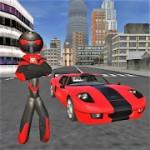 Stickman Rope Hero v 3.9.2 Hack mod apk (Unlimited Money)