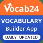 #1 Vocab App Hindu Editorial, Grammar, Dictionary 3.0.1 APK Donated