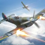 War Dogs Air Combat Flight Simulator WW II v 1.163 Hack mod apk (Unlimited Money)