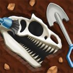 Dino Quest Tap Dig Dinosaur v 1.8.10 Hack mod apk (Mod Coins)