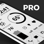 Flight Dark Pro  Icon Pack 3.3.3 APK Patched