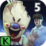 Ice Scream 5 Friends Mike's Adventures v 1.1 Hack mod apk Menu