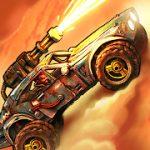 Road Warrior Nitro Car Battle v 1.3.2 Hack mod apk (Get rewards without watching ads)