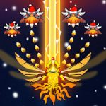 Sky Champ Galaxy Space Shooter Monster Attack v 7.0.2 Hack mod apk (high damage)