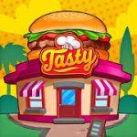 Tasty Town Cooking & Restaurant Game v 1.17.30 hack mod apk (Fast growing plants)